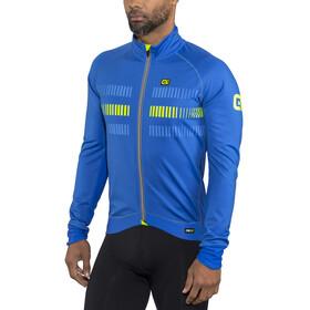 Alé Cycling Graphics PRR Strada 2.0 Jacket Men blue-fluo yellow